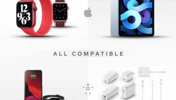อุปกรณ์เสริม Apple Watch Series 6/ Apple Watch SE และ iPad Air (4th generation) รุ่นใหม่ล่าสุดที่เพิ่งเปิดตัว จาก Belkin