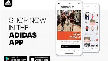 แนะนำแอป adidas บน iOS และ Android