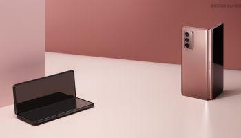 """เจาะลึกที่มาดีไซน์สุดล้ำของ """"Galaxy Z Fold2 5G"""" นวัตกรรมสมาร์ทโฟนแห่งอนาคตจากซัมซุง พร้อมวางจำหน่ายอย่างเป็นทางการแล้ววันนี้"""