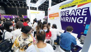 หัวเว่ย ประเทศไทย ประกาศสร้างงานและลงทุนด้านการพัฒนาไอซีที เพื่อช่วยบรรเทาปัญหาการว่างงาน