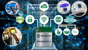 ไมโครชิพ เทคโนโลยี  เปิดตัว Trust & GO Wi-Fi® ครั้งแรกด้วยโมดูล MCU 32 บิต พร้อมตัวเลือกอุปกรณ์ต่อพ่วงขั้นสูง