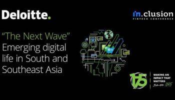 Deloitte เผยรายงานแนวโน้ม ดิจิทัลไลฟ์ ในเอเชียใต้และเอเชียตะวันออกเฉียงใต้ ในการประชุม INCLUSION Fintech จัดโดยแอนท์ กรุ๊ป