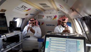 ลุย 4G บนเครื่องบิน ใช้งานเน็ตความเร็ว 100 Mbps โดยไม่ผ่าน Wi-Fi