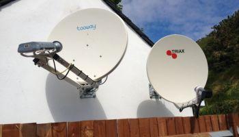 Eutelsat ให้บริการเน็ตดาวเทียมในอังกฤษ เล่นแบบไม่อั้น ความเร็วสูงสุด 100Mbps รองรับความจุโครงข่าย 75 Gbps