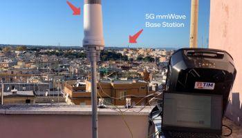 อิตาลี ทำลายสถิติใหม่ พร้อมให้บริการทดแทนเน็ต Fiber ด้วย 5G ย่าน 26 GHz สำเร็จ ในระยะ 6.5 กิโลเมตร เร็วเกิน 1 Gbps