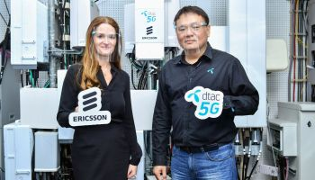 อีริคสันลุยเพิ่มประสิทธิภาพโครงข่าย 5G ดีแทค