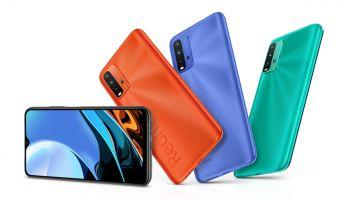 เสียวหมี่ วางจำหน่าย Redmi 9T พร้อมด้วย Redmi Note 9T