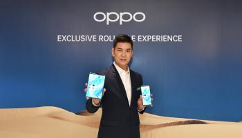 "OPPO เผยนวัตกรรมฉีกทุกกฎของสมาร์ทโฟน ""OPPO X 2021 Rollable Concept Handset"""