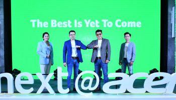 Acer สานต่อกลยุทธ์ Dual Transformation มุ่งเป้าสู่ Lifestyle Brands นำเสนอผลิตภัณฑ์ตอบโจทย์ไลฟ์สไตล์ Live, Work, Learn, Play