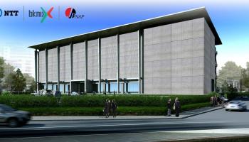 NTT Bangkok 2 Data Center ขึ้นแท่นศูนย์เชื่อมต่อเครือข่ายระหว่างประเทศ