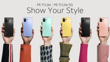 เปิดตัวรัวรัว มือถือตระกูล Mi 11 Series : Mi 11 Ultra, Mi 11 Lite 5G, Mi 11 Lite และ Mi 11i พร้อมด้วย Mi Smart Band 6 และ Mi Smart Projector 2 Pro