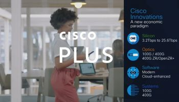 Cisco Live เปิดตัว Cisco Plus พร้อมเชื่อมต่อ 5G  รูปแบบบริการ (Solution-as-a-Service) ที่ยืดหยุ่นและครบวงจร