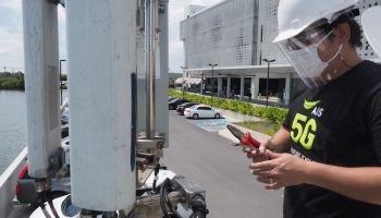 "AIS 5G สู้ภัย COVID-19 ระลอก 3 ""ช่วยเหลือคนไทย""  ดึงศักยภาพเทคโนโลยี 5G ประสานภาคสาธารณสุขไทย เดินหน้าฝ่าวิกฤต"