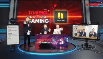 True 5G Cloud Gaming เล่นเกมบน Cloud ผ่านแอปพลิเคชัน Netboom