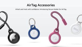 Belkin Secure Holder for AirTag เคสสุดคูล สำหรับ Apple AirTag