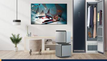 """Samsung จับมือ บ้านกลางเมือง นำเสนอสมาร์ทโฮมสุดล้ำในแคมเปญ """"บ้านมีชีวิต"""" ยกระดับทุกมิติของไลฟ์สไตล์เมืองยุคใหม่ด้วย Internet of things จากซัมซุง"""