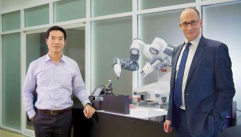 dtac-ABB ผนึกพันธมิตรเชื่อมต่อหุ่นยนต์-เครือข่ายความเร็วสูงฟื้นสัญญาณชีพอุตสาหกรรมไทยสู่ 4.0 พร้อมทุกสถานการณ์