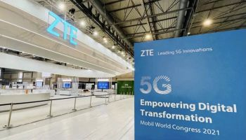 ZTE โชว์นวัตกรรมใหม่ล่าสุด  ในงาน Mobile World Congress 2021