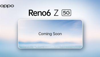 เตรียมพบกับ OPPO Reno6 Z 5G พอร์ตเทรตสวยทุกอารมณ์ พร้อมกันเร็วๆ นี้