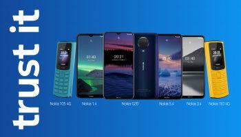 Nokia เผยตลาดไทยตอบรับดี หลังเดินเกมตลาดเข้มข้นครอบคลุมฟีเจอร์โฟน-สมาร์ทโฟน