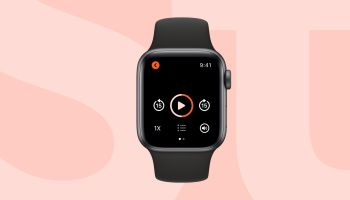 ฟังหนังสือเสียงบน Apple Watch กับ Storytel ได้แล้ววันนี้!