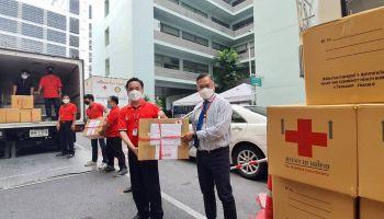 ไปรษณีย์ไทย - สภากาชาดไทย จัดส่งคอมพิวเตอร์ให้เยาวชนในถิ่นทุรกันดาร