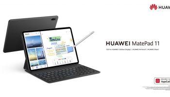 HUAWEI เปิดตัว HUAWEI MatePad 11 แท็บเล็ตรุ่นแรกจากหัวเว่ยที่หน้าจอรองรับอัตราการรีเฟรช 120 Hz