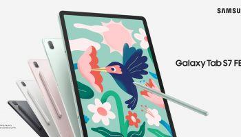 ซัมซุงเปิดตัวสมาชิกใหม่ Galaxy Tab S7 FE  เอาใจแฟนๆ ด้วยหน้าจอใหญ่ไม่เหมือนใคร พร้อมปากกา S Pen ในกล่อง