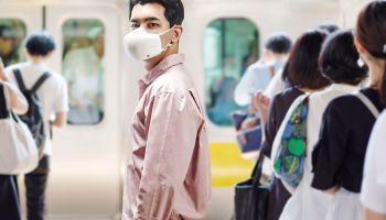 LG พร้อมให้คนไทยสัมผัสนวัตกรรมหน้ากากฟอกอากาศ LG PuriCare Gen 2