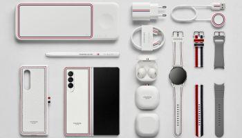 Sold Out! แล้ว ภายในเวลาเพียง 2 ชั่วโมง Samsung Galaxy Z Fold3 | Flip3 Thom Browne Edition