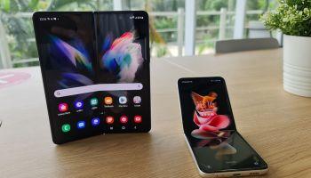Samsung Galaxy Z Fold 3 และ Galaxy Z Flip3 ทดสอบจริง 5G และ WiFi6 ประสิทธิภาพเกิน 1 Gbps รองรับทุกการใช้งาน