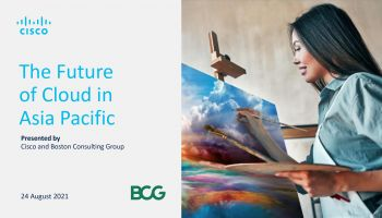 Cisco ชี้ Cloud เป็นจุดเปลี่ยนการแข่งขันของโลก ไทยต้องเร่งวางโครงข่าย 5G และ WiFi6 เทียบเท่าเกาหลีใต้และจีน