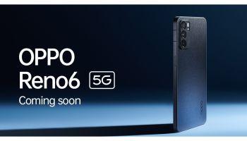 เตรียมพบกับ OPPO Reno6 5G รุ่นล่าสุด กับฟีเจอร์ Bokeh Flare Portrait Video ให้วิดีโอพอร์ตเทรตล้ำไปอีกขั้น สวยทุกอารมณ์ เร็วๆ นี้