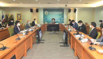 ดีอีเอส นำประชุมขับเคลื่อนและบริหารโครงการเมืองอัจฉริยะ ไฟเขียวเพิ่ม 10 พื้นที่สู่การเป็นเมืองอัจฉริยะประเทศไทย