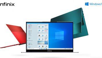 Infinix เปิดตัวแล็ปท็อประดับพรีเมียมรุ่นแรก INBook X1 ผนึกกำลังกับ Intel และ Microsoft เพื่อประสิทธิภาพที่เหนือกว่า