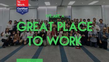 ชไนเดอร์ อิเล็คทริค ประเทศไทย ได้รับคัดเลือกให้เป็น สถานที่ทำงานที่ยอดเยี่ยม จาก Great Place to Work