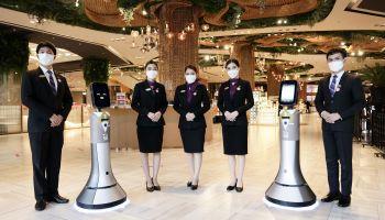 AIS แท็คทีม สยามพารากอน และ TKK ขนทัพหุ่นยนต์ Robot Smart Retail  มอบประสบการณ์เหนือขั้น ตอบรับวิถีใหม่ของโลก Retailogy