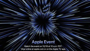 อดใจรอ งาน Apple Event 18 ตุลาคมนี้ ที่ Steve Jobs Theater อาจเปิดตัว MacBook Pro จอ 14 และ 16 นิ้ว