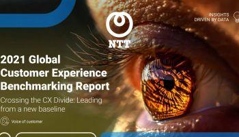 NTT เผยผลสำรวจ Global CX Benchmarking Report ล่าสุด เทคโนโลยีเป็นตัวสร้างบรรทัดฐานใหม่ เพื่อมอบประสบการณ์ให้ผู้บริโภคที่หลากหลาย