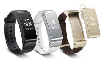 รู้หรือไม่ว่า Huawei Talkband B2 เป็น Smart Watch ที่ทำได้มากกว่าแค่สวมใส่ที่ข้อมือ