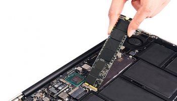 อัพเดตพื้นที่เก็บข้อมูลบน MacBook ด้วย JetDrive SSD upgrade kits