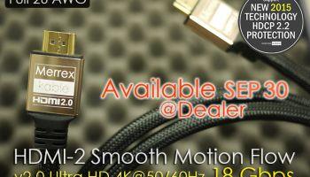 สาย HDMI เก่า อย่าทิ้ง นำมาแลกซื้อเส้นใหม่ยี่ห้อ Merrexkable ได้