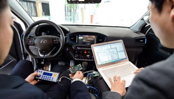 Hyundai จับมือ Cisco พัฒนาเทคโนโลยีการเชื่อมต่อบนรถยนต์ (Connected Car Tech)