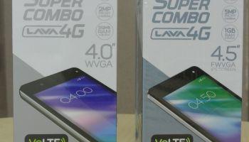 สัมผัสแรก โทรผ่าน AIS 4G VoLTE HD Voice เสียงคมชัดบน AIS SuperCombo LAVA 4G VoLTE iris 560 และ iris 755