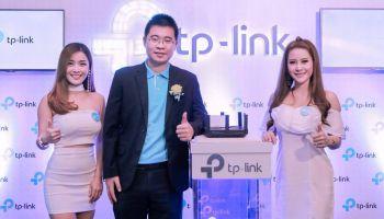 สรุปการเติบโต TP-Link กับ 20 ปี ในปี 2559