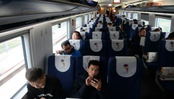 Tencent พร้อมลงทุน 500 ล้านเหรียญสหรัฐ สำหรับให้บริการ Wi-Fi บนรถไฟในประเทศจีน