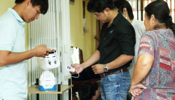 dtac หนุนโครงการ Home Health Care ของสภากาชาดไทย เชื่อมต่อด้วยอินเทอร์เน็ตความเร็วสูง4G TDD