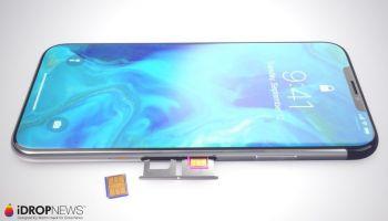 คาดการณ์ Apple ประนีประนอมค่ายมือถือ ยอมให้รุ่น iPhone X Plus ใช้เทคโนโลยี 2 SIM แทน eSIM
