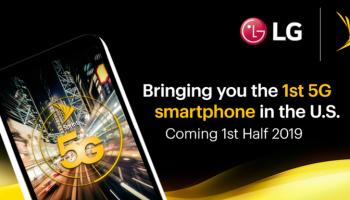 Sprint จับมือ LG ผลิตสมาร์ทโฟน 5G พร้อมปล่อยหมัดใส่ Verizon ไม่คิดผลิตสมาร์ทโฟนแบบ Motorola Z3