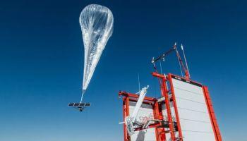 Google Loon ใช้ balloons ทดสอบสัญญาณ 4G LTE คลื่นความถี่ 700 MHz และ 800 MHz